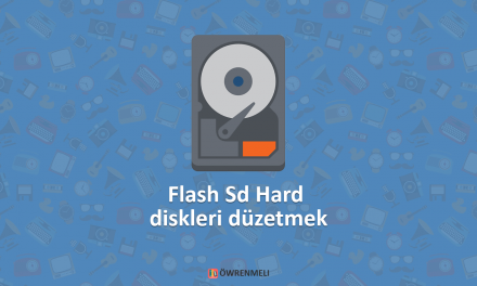 Flash Sd Hard diskler