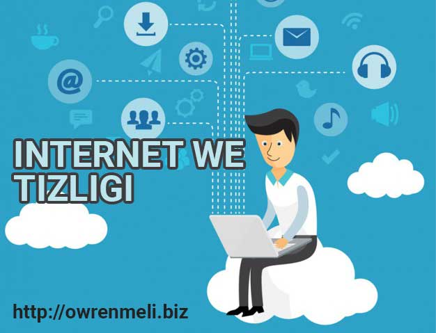 Internet we tizligi (bit,mbit)